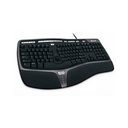 MICROSOFT Natural Ergonomic Keyboard 4000 USB B2M-00023