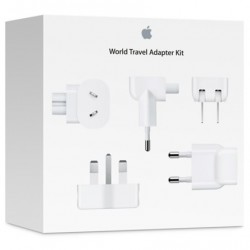 World Travel Adapter Kit MD837ZM/A