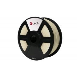 Tisková struna (filament) C-TECH, PLA, 1,75mm, 1kg, transparentní...