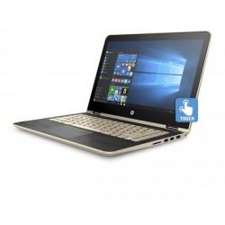 HP Pavilion x360 13-u002nc, Core i3-6100U, 13.3 FHD Touch, Intel HD, 4GB, 500GB/8GB, W10, Modern gold W7R07EA#BCM