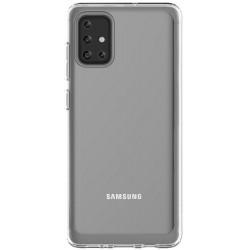 Samsung Poloprůhledný zadní kryt pro Galaxy A71 Transparent...