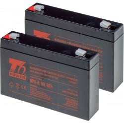 T6 Power RBC18 - battery KIT T6APC0024