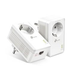 TP-Link TL-PA7017PKIT AV1000 Gb průchozí Powerline sada (2ks)