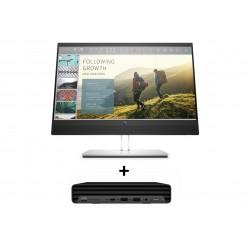 "HP ProDesk 400 G6 DM i5-10500T/8GB/256SSD/WiF/W10P+LCD 24"" 1C6Z5EA#BCM"
