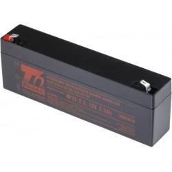 Akumulátor T6 Power NP12-2.3, 12V, 2,3Ah T6UPS0016