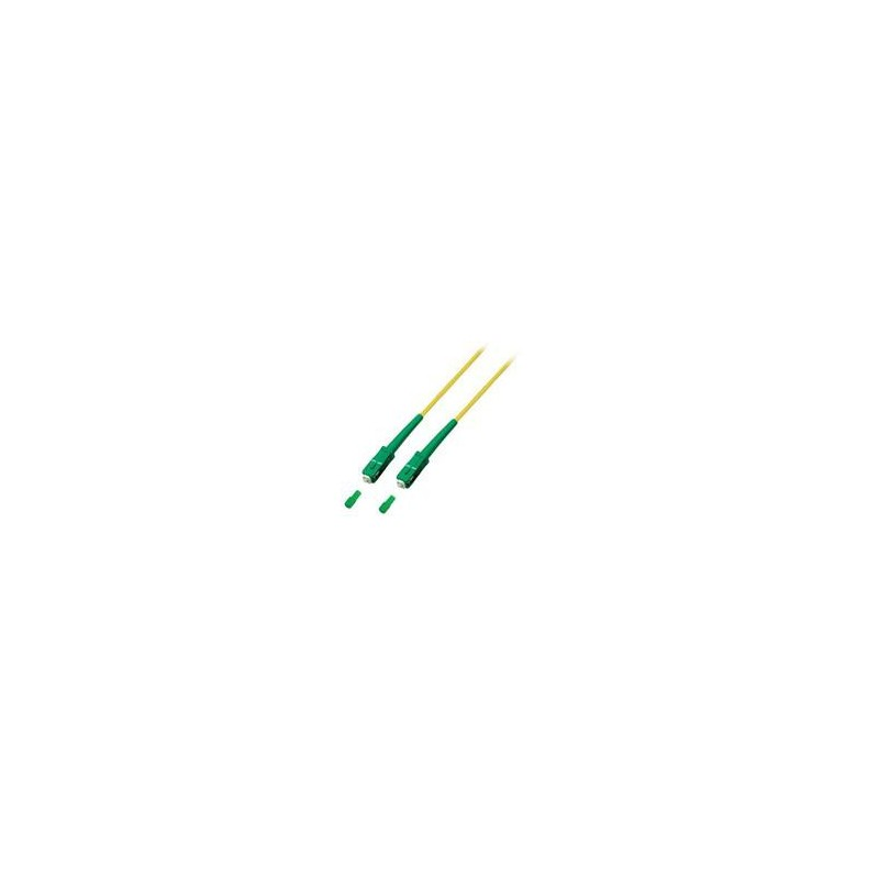CNS opt. simplex patch kábel 9/125, SC(APC)/SC(APC), OS2, pre Orange a Magio, 1m O0944.1