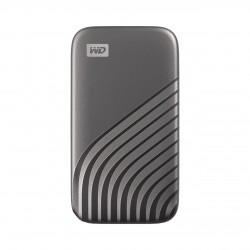 Ext. SSD WD My Passport SSD 4TB šedá WDBAGF0040BGY-WESN