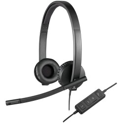 Logitech H570 Slúchadlá USB Stereo 981-000575