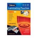 Fellowes laminovací fólie 125 µ, 216x303 mm - A4, 100 ks 53074