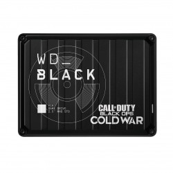 """Ext. HDD 2,5"""" WD_BLACK 2TB P10 Game Drive Cold War WDBAZC0020BBK-WESN"""