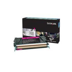 Lexmark originál toner C746A3MG, magenta, 7000str., Lexmark C746DN