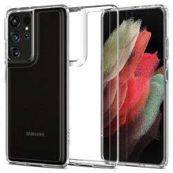 Ochranný kryt Spigen Ultra Hybrid pro Samsung Galaxy S21 ultra...