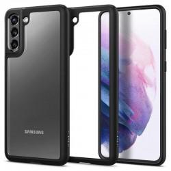 Ochranný kryt Spigen Ultra Hybrid pro Samsung Galaxy S21 plus černý...