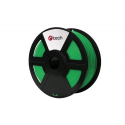 ABS GREEN zelená C-TECH, 1,75mm, 1kg 3DF-ABS1.75-G