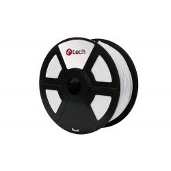 ABS WHITE bílá C-TECH, 1,75mm, 1kg 3DF-ABS1.75-W