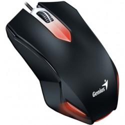GENIUS Podsvietená myš GAMING X-G200 čierna 31040034102