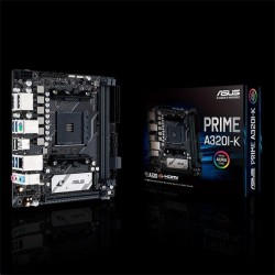 ASUS PRIME A320I-K soc.AM4 A320 DDR4 mITX PCIe M.2 HDMI DP...