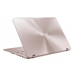 "ASUS Zenbook Flip UX360UAK-DQ213T Intel i7-7500U 13,3"" QHD+ Touch lesklý UMA 8GB 512GB SSD WL BT Cam W10 rose gold"