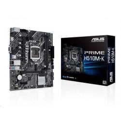 ASUS PRIME H510M-K soc.1200 H510 DDR4 mATX M.2 D-Sub HDMI...