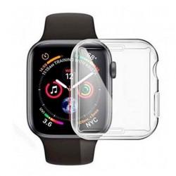 Devia kryt Dazzle Series pre Apple Watch 4 44mm - Clear 6938595324024