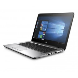 HP EliteBook 840 G3, i7-6500U, 14 FHD, 8GB, 256GB, ac, BT, FpR, backlit keyb, LL batt, W10Pro-W7Pro T9X59EA#BCM