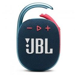 JBL Clip 4 Blue Coral reproduktor JBL CLIP4BLUP
