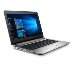 HP ProBook 430 G3, i5-6200U, 13.3 HD, 4GB, 256GB SSD, FpR, ac, BT, Backlit kbd, W10Pro-W7Pro W4P03ES#BCM