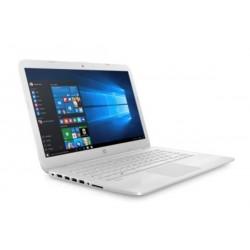 HP Stream 14-ax003nc, Celeron N3060, 14 HD, 4GB, 32GB eMMC, W10, 2y, Snow white Z3C50EA#BCM