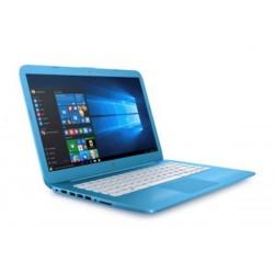 HP Stream 14-ax001nc, Celeron N3060, 14 HD, 4GB, 32GB eMMC, W10, 2y, Aqua blue X9W71EA#BCM