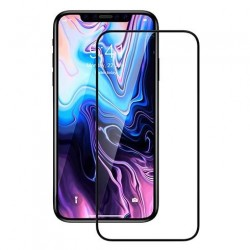 Devia ochranné sklo Van Entire View Anti-bacterial pre iPhone 12...