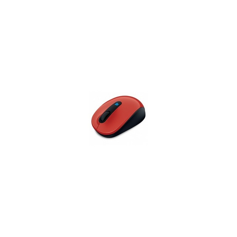 MICROSOFT Sculpt Mobile Mouse Red 43U-00026
