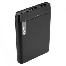 Emos Powerbank ALPHA 5000 mAh, USB-C/micro USB, 2A, černá 1613052100