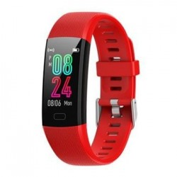 Deveroux Fitness náramek MY10 červený WEAR055