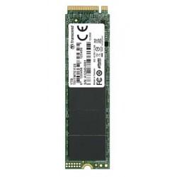 TRANSCEND MTE112S 1TB SSD disk M.2 2280, PCIe Gen3 x4 NVMe 1.3 (3D...