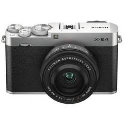 Fujifilm X-E4 - 26,1Mpx - Black/Silver 16673811