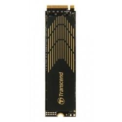 TRANSCEND MTE240S 500GB SSD disk M.2 2280 with Heatsink, PCIe Gen4...