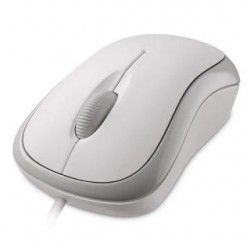 MICROSOFT L2 Basic Optical Mouse White P58-00060