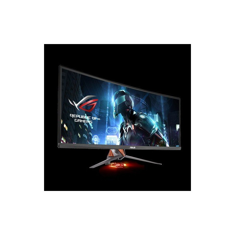 """ASUS ROG SWIFT PG348Q 34"""" 3440x1440 1000:1 5ms 300cd HDMI, DP, Repro čierny 90LM02A0-B01370"""