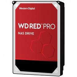"WD Red Pro 3,5"" HDD 14TB NAS 7200RPM 256MB SATA III 6Gb/s  WD141KFGX"