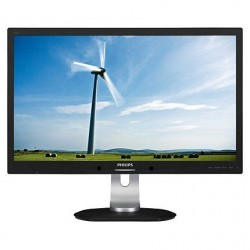 "Philips 272S4LPJCB/00 27"" LED 2560x1440 20 000 000:1 5ms 350cd HDMI DVI cierny"