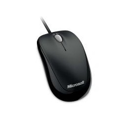 MICROSOFT L2 Compact Optical Mouse 500 USB Black U81-00083
