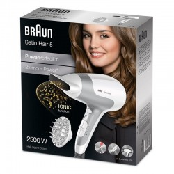 BRAUN Fén na vlasy Satin Hair 5 - HD 585 HD585