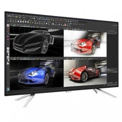 "Philips BDM4350UC/00 43"" AH-IPS LED 3840x2160 50 000 000:1 5ms 300cd 2xHDMI 2xDP DVI repro"