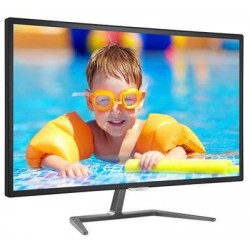 "Philips 323E7QDAB/00 31,5"" IPS LED 1920x1080 20M:1 5ms 250cd HDMI DVI repro cierny"