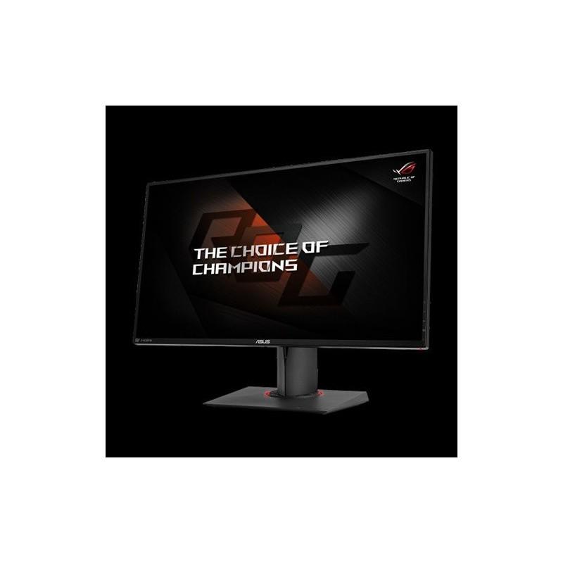 """ASUS PG278QR WQHD 3D G-SYNC™ 27"""" 2560x1440 1000:1 1ms 350cd DP HDMI 2xUSB3.0 Repro čierny 90LM00U3-B01370"""