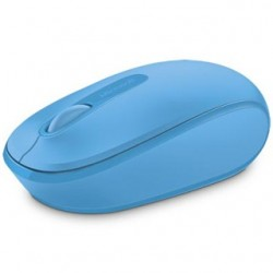 MICROSOFT Wireless Mobile Mouse 1850 Cyan Blue U7Z-00058