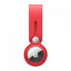 AirTag Leather Loop - (PRODUCT)RED MK0V3ZM/A