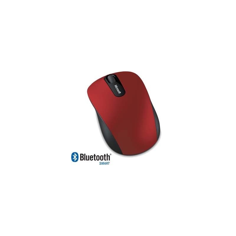MICROSOFT Bluetooth Mobile Mouse 3600 Dark Red PN7-00014