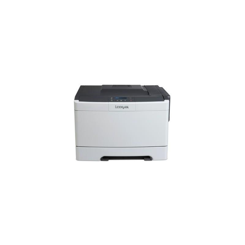 Lexmark CS310dn, color laser, 4800dpi, 23ppm, 256MB, 800MHz, USB, Duplex, Lan 28C0070