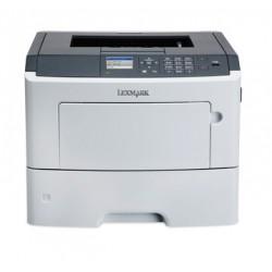 Lexmark MS610dn, mono laser, 1200dpi, 47ppm, 256MB, 800MHz, USB, DUPLEX, GLan 35S0430